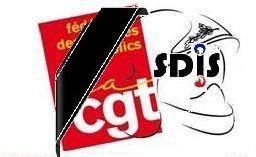 CGT deuil