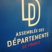 REUNION AVEC LES REPRESENTANTS DE L'AMF ET DE L'ADF le 3 avril 2019