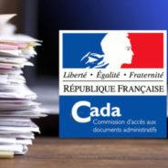 Volontariat: La CADA donne raison à la CGT! Nouvelle demande de documents au Ministre de l'intérieur le 2 avril 2021