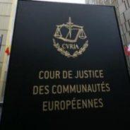 Communique directive 2003-88-CE et Arret MatZak le 11 juin 2019