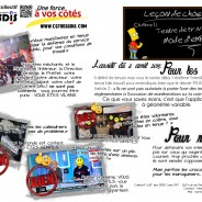 Communiqué tenue de travail des sapeurs pompiers