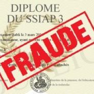 Fraude aux diplômes SSIAP la CGT écrit a la DGSCGC le 4 avril 2016 Réponse du ministre le 14 avril 2016