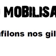 INFO MOBILISATION: enfilons nos gilets Communiqué de soutien à la grogne populaire